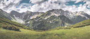 """"""" Lanovkou na hory """"</ br>"""
